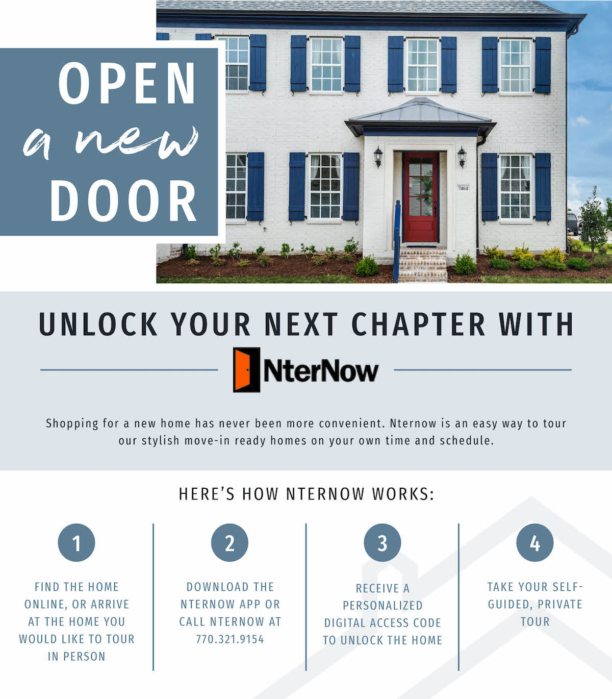 Normandy Homes Current Promotion