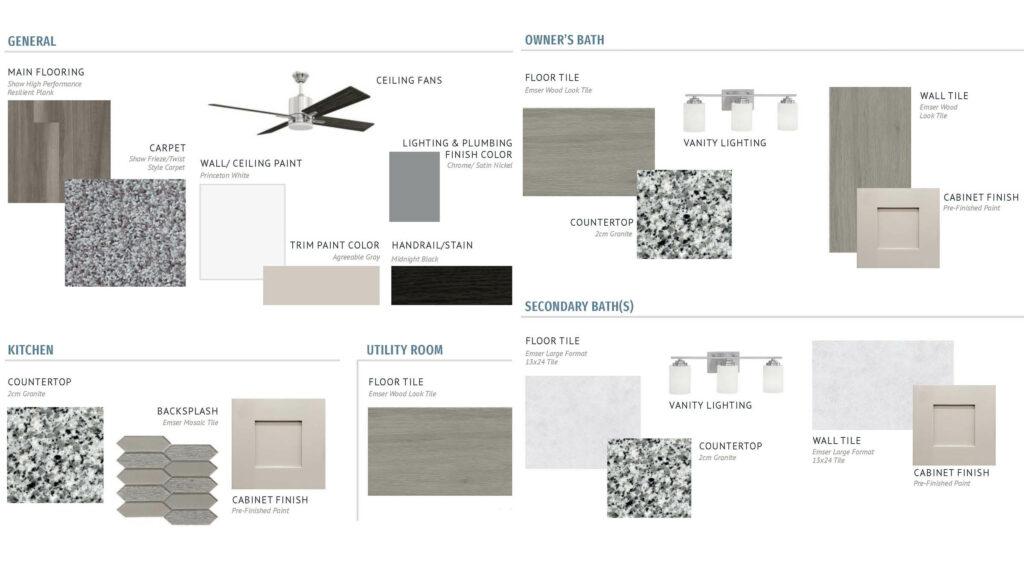 Cozy Transitional Design Options